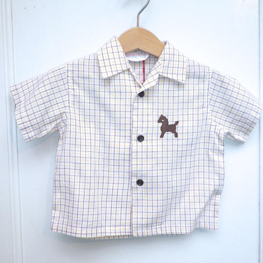 【USED】Vintage Health-tex Horse Shirts