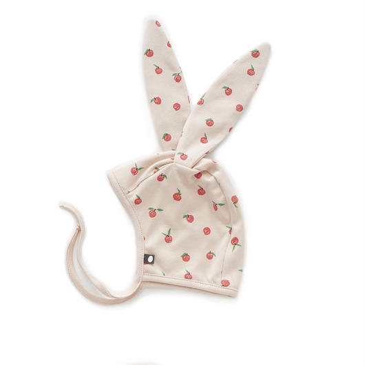234.【oeuf】BUNNY HAT / lt. pink peaches