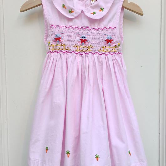 【USED】Pink Carrot Dress
