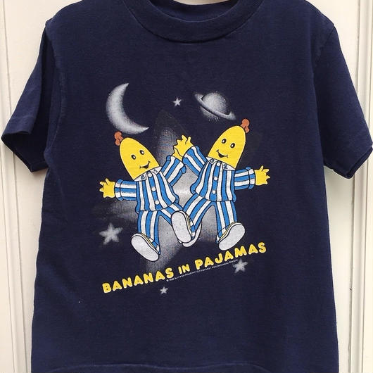 【USED】BANANAS IN PAJAMAS Tee(MADE IN U.S.A.)