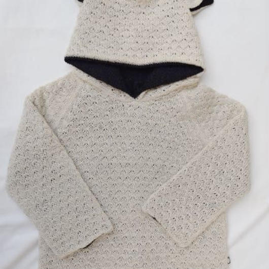 □【oeuf】Animal Hoodie /sheep