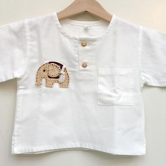 【USED】 White Elephant Shirts