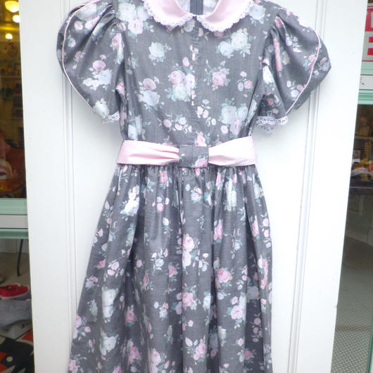 【USED】Pink Rose Dress