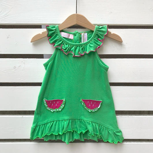 50.【USED】Watermelon design Dress