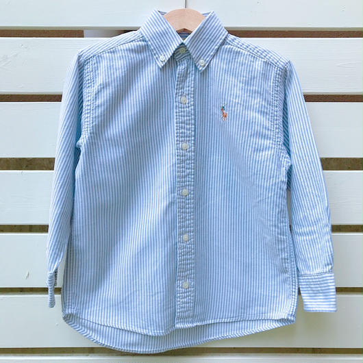 【USED】'Polo by Ralph Lauren' longsleeve Shirts