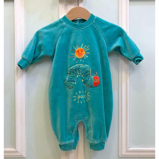 309.【USED】The Very Hungry Caterpillar Rompers