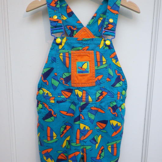 """【USED】""""GYMBOREE"""" Short Overall"""