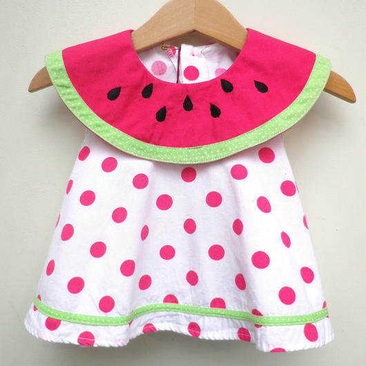 【USED】Pink Watermelon Tops