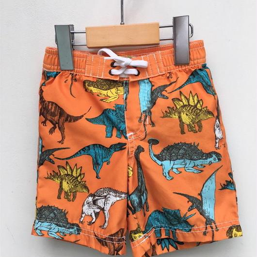 【USED】Dinosaur print swimwear