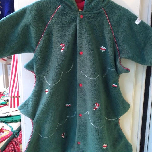 【USED】Christmas tree Baby wrapper