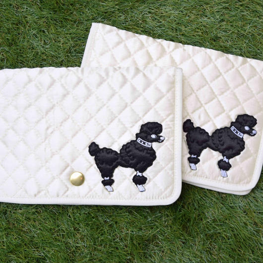 """""""M.C.H"""" Mother and Child Health HandBook.  """"Quilting Poodle"""""""