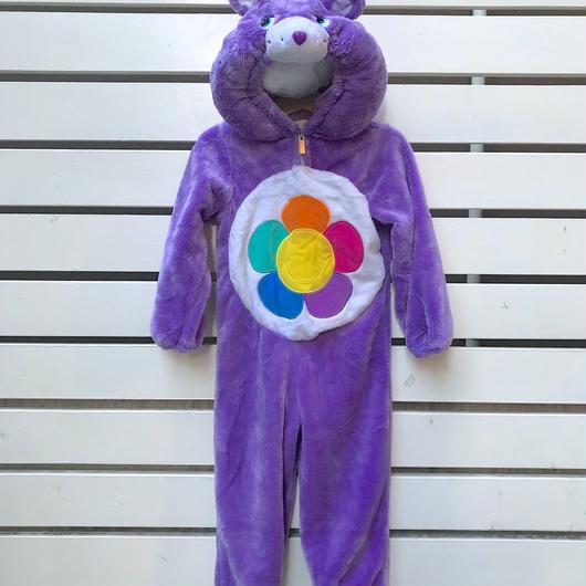 301.【USED】'CareBear' Costume -purple-