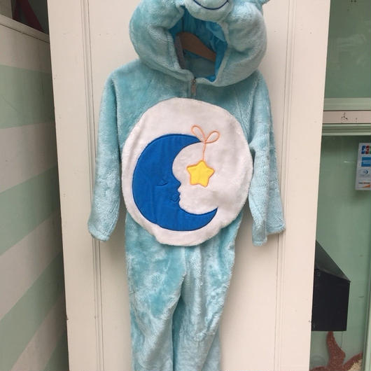 【USED】carebear(blue)
