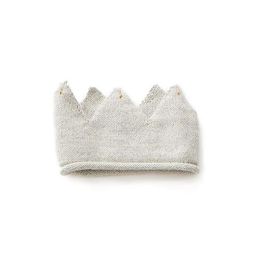 □【ouef】Crown / light grey