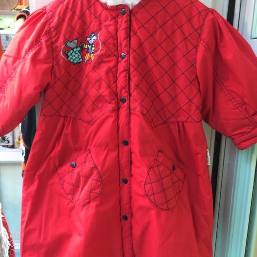 【USED】Dancing rat Batting long jacket