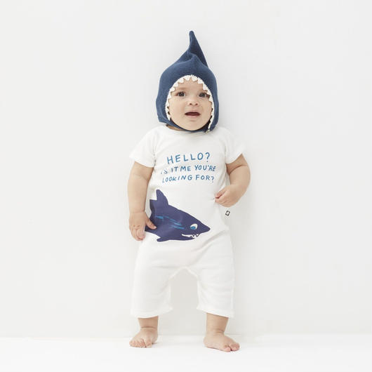 【oeuf】SHARK HAT