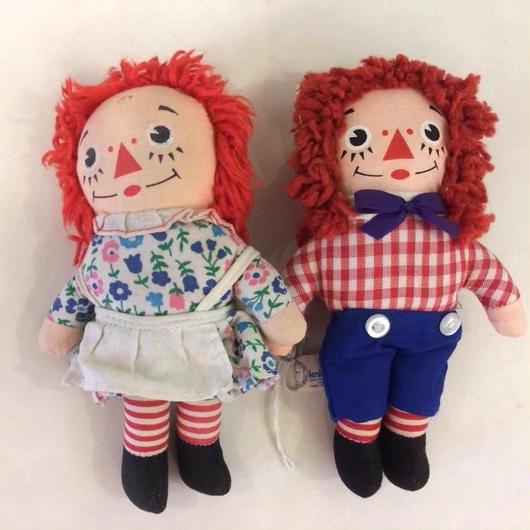 "【USED】Vintage ""Ann&Andy"" ""Knicker bocker "" doll"