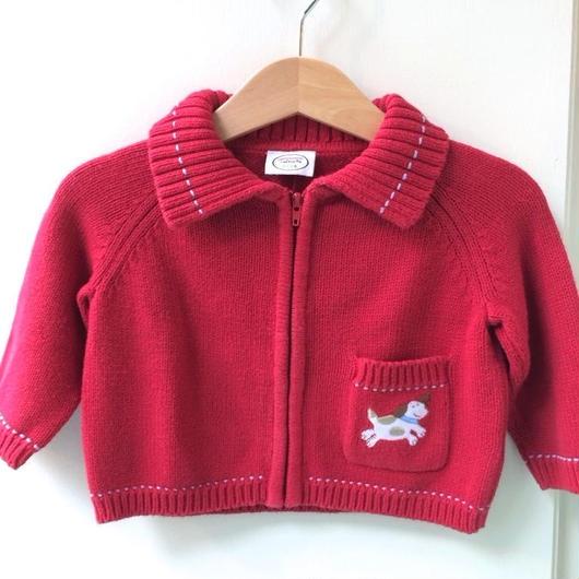 【USED】Dog & Pony Knit Jacket
