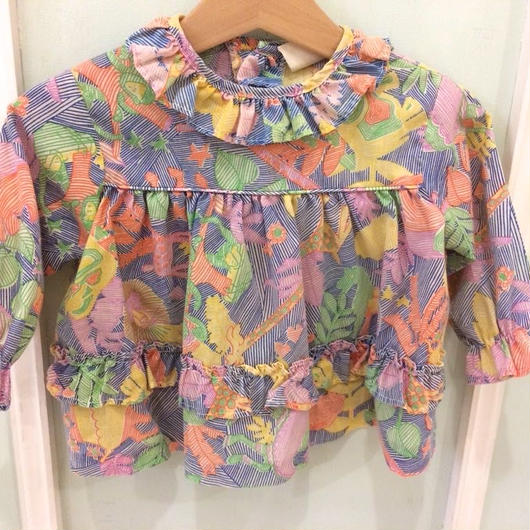 "【USED】""Sears"" Animals top"