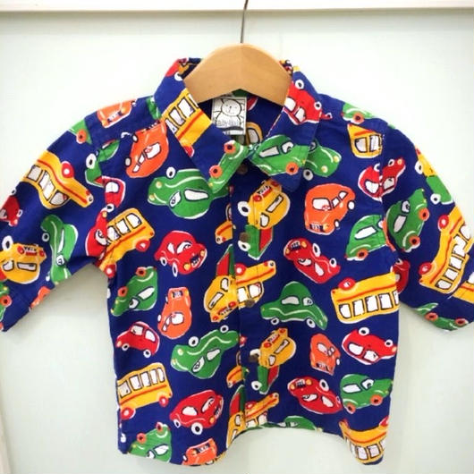 【USED】Cars & Bus Shirts