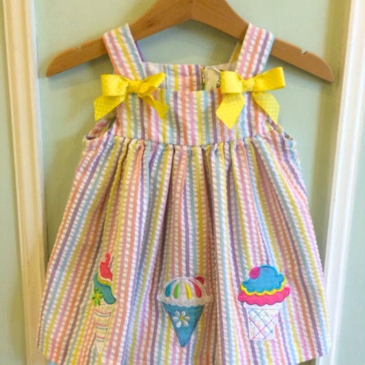 【USED】Ice cream Dress
