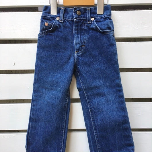 "【USED】""Lee"" Denim long Pants"