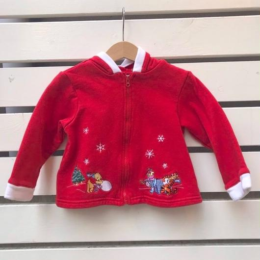 432.【USED】Winnie the Pooh Snow Parker