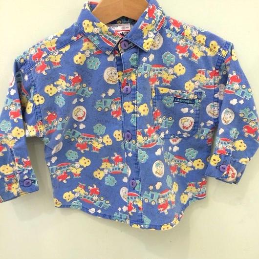 【USED】Kids & Train Shirts
