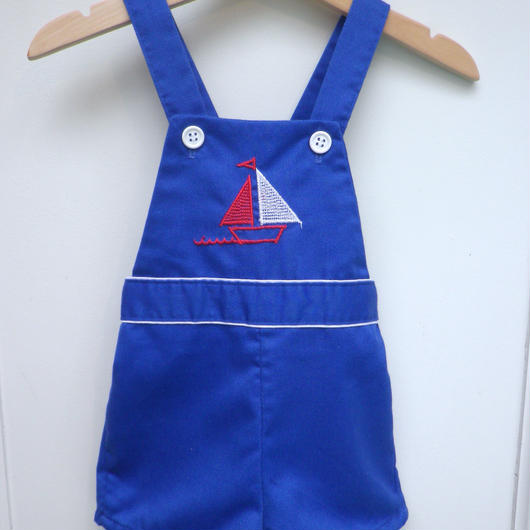 216.【USED】Marin Overall