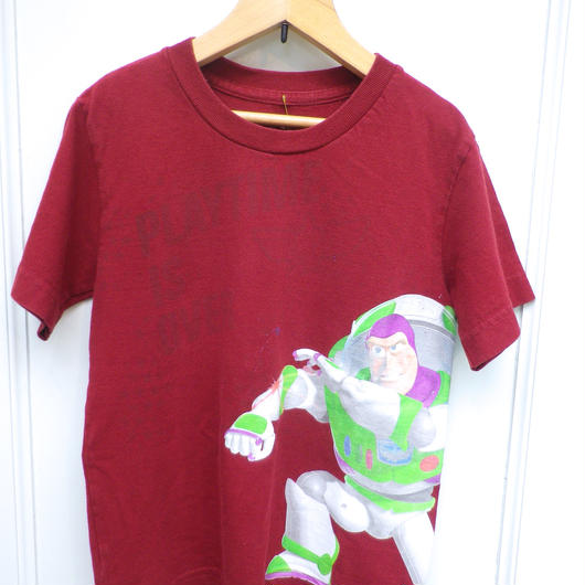 """【USED】""""TOY STORY"""" Space Ranger T-shirts"""