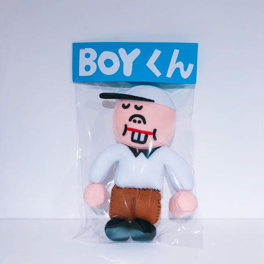 BOYくん(LIVERARY別注エクストラカラー)by TOWNBOY