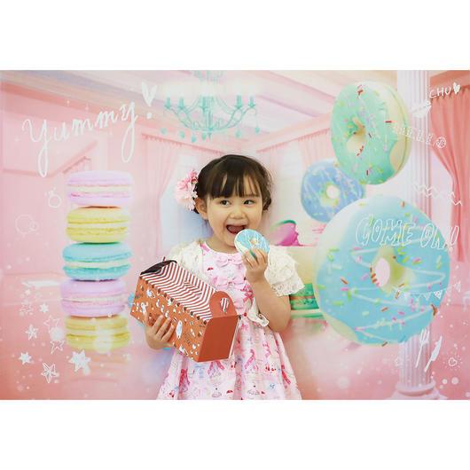 【スマートスタジオ】【A0】Sweets∫WL-SMA-0103∫2
