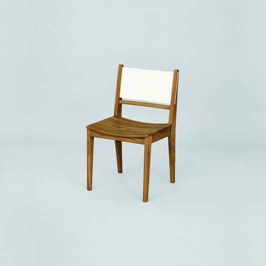 Cloth Chair 【N.Brown】