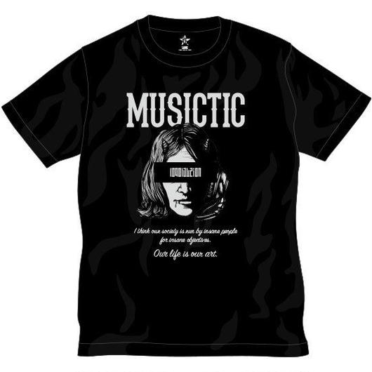 MUSICTIC -black-