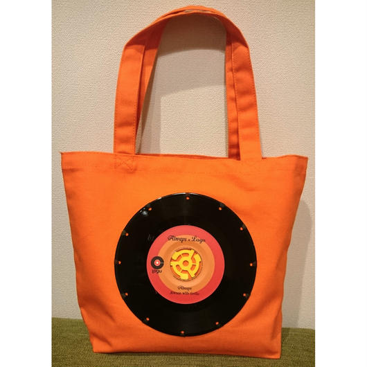 bagu canvas tote S  orange