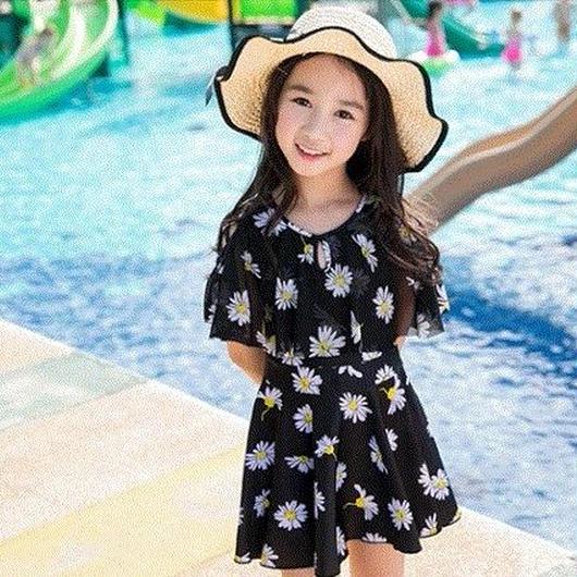 キッズ 女の子水着 お嬢様風 ビキニ フリル 可愛い満点 水遊び 韓国風 ビーチ おしゃれ かわいい プール 水泳 ビーチ 温泉 保育園 幼稚園 送料無料 TAGX11155