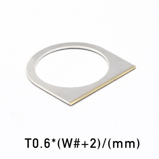 PAPER RING_GOLD LINE