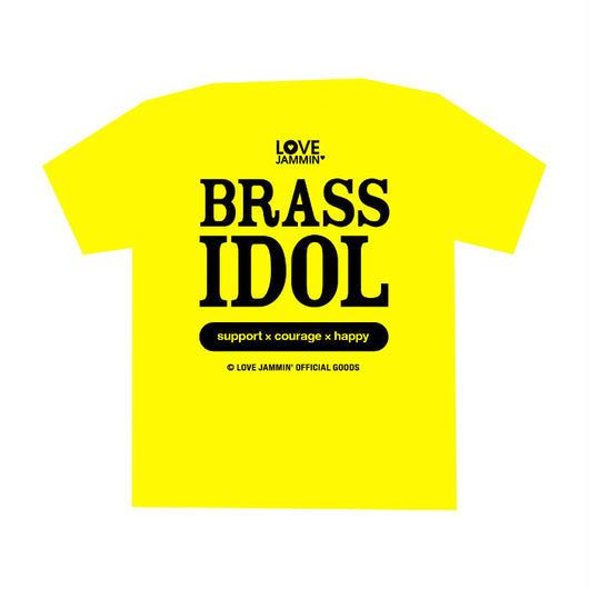 BRASS IDOL T(イエロー)