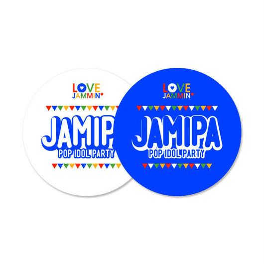 JAMIPA缶バッジ
