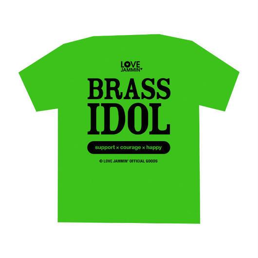 BRASS IDOL T(グリーン)