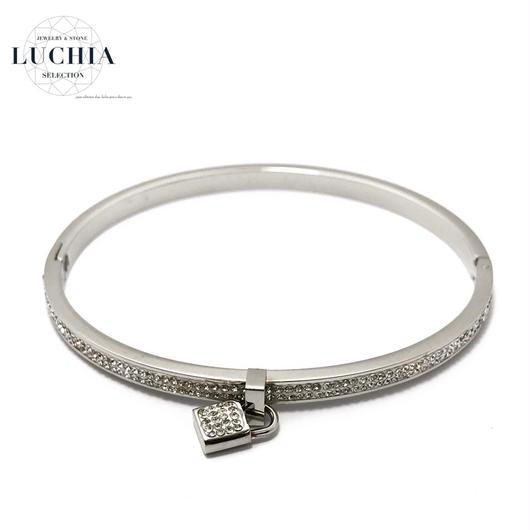 Handmade woven bracelet  type 36 silver