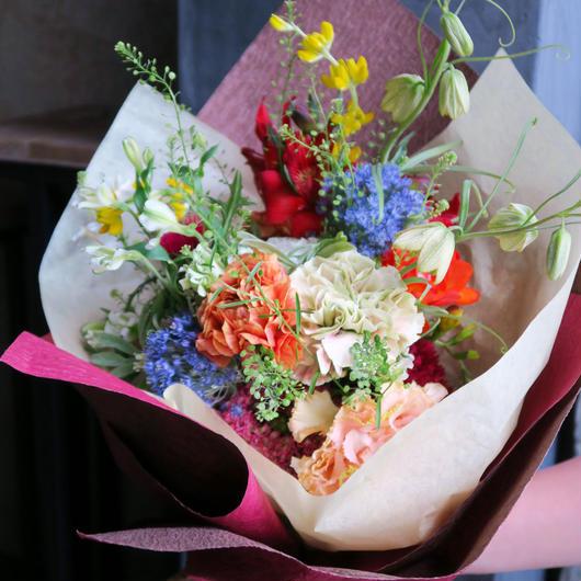 母の日/花束 size:L