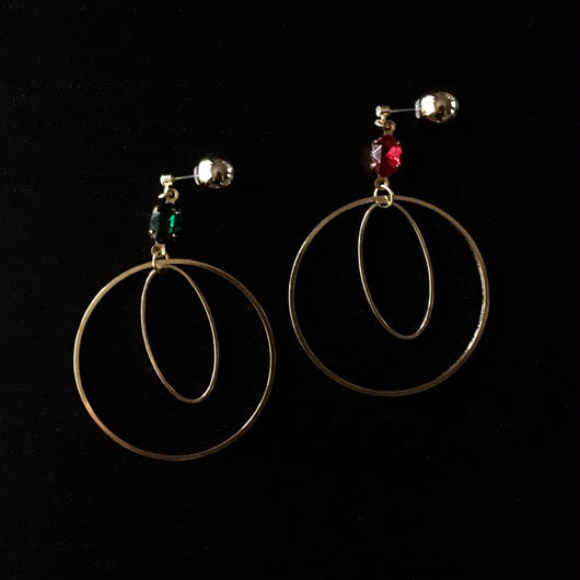 """LYS-fantasia for your dress- """"Ornament""""ピアス/イヤリング"""