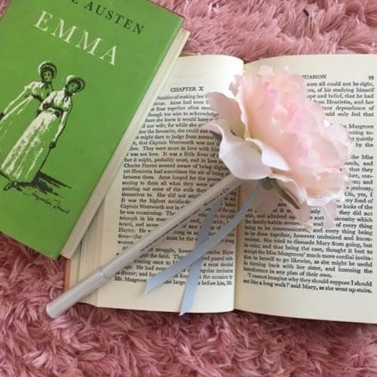 MARBLE & Co. お花のボールペン ラナンキュラス  [light pink]