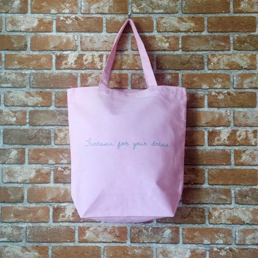 LYS -fantasia for your dress- トートバッグ [powder pink]