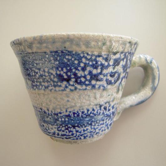 コーヒーカップ/塩釉