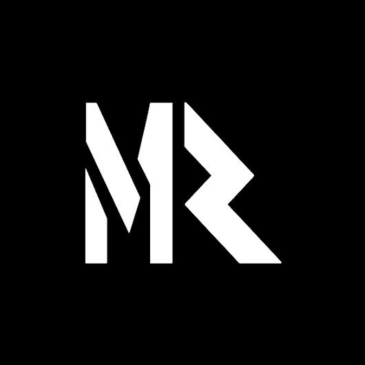 【MR Logo Sticker】#Sticker