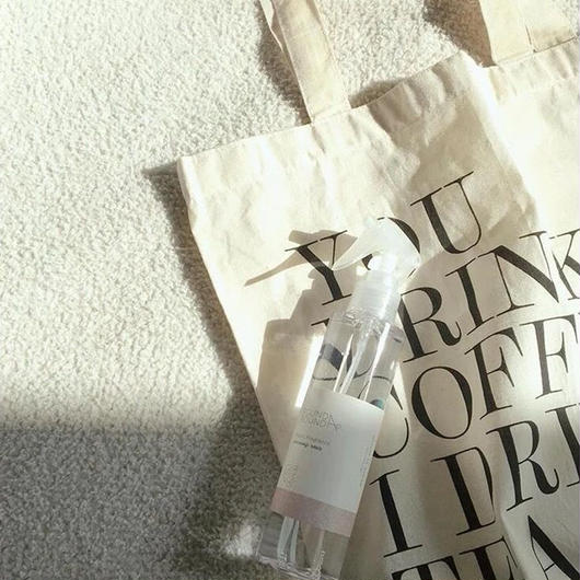 Letter Cotton ECO tote Bag