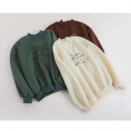 【☆2018☆New year SALE】限定pullover