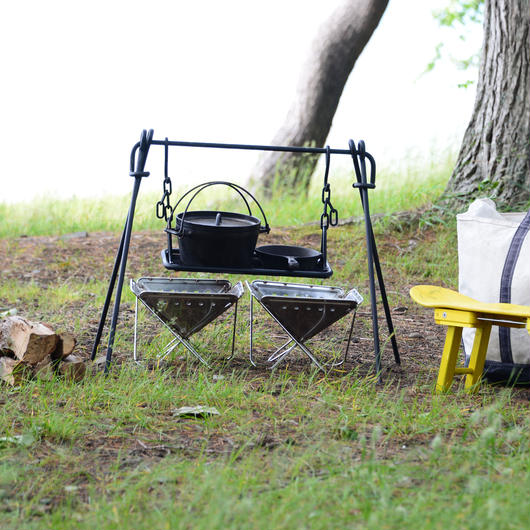 FRONTIER COOKERS MINI Double rooster